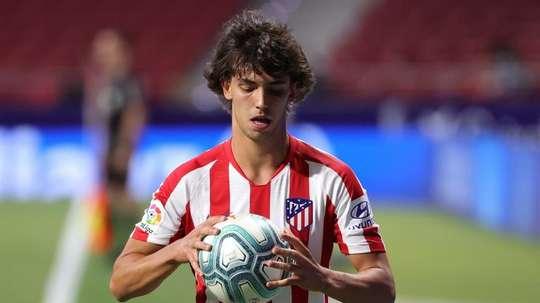 Nuno Gomes spoke about Félix. EFE
