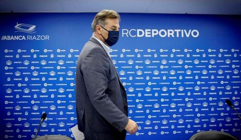 Fernando Vidal habló alto y claro. EFE