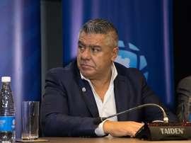 Los equipos argentinos volverán al trabajo el 10 de agosto. EFE
