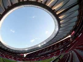 L'Atletico annuncia due casi positivi. EFE