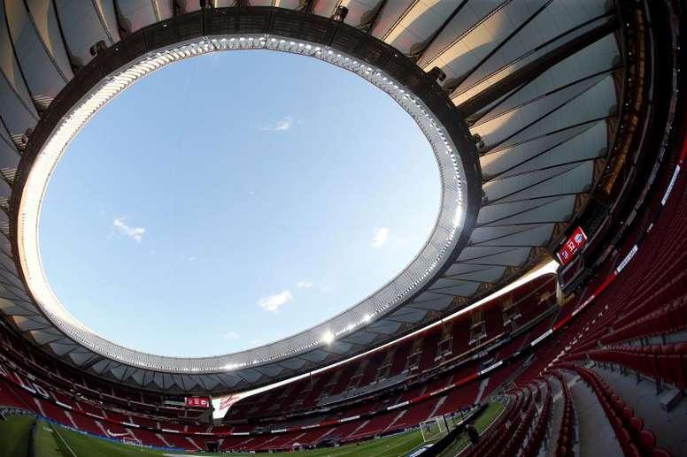 El Atlético juega ante el RB Leipzig en cuartos. EFE