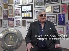 Memorias y 80 cumpleaños del 'Tigre' Domínguez. EFE