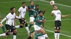 Conheça Reginaldo, lateral do ABC disputado por Corinthians e Palmeiras. EFE/FERNANDO BIZERRA