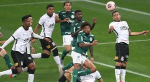 Palmeiras, campeón. EFE