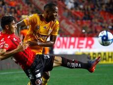 Tijuana y Tigres no pasaron del empate a cero. EFE
