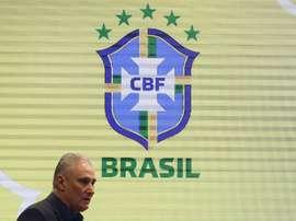 El fútbol en Brasil arranca este sábado. EFE/Marcelo Sayão