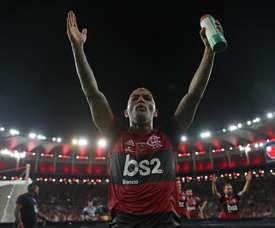 Atual campeão, Flamengo é o grande favorito ao título brasileiro. EFE/Antonio Lacerda/Arquivo