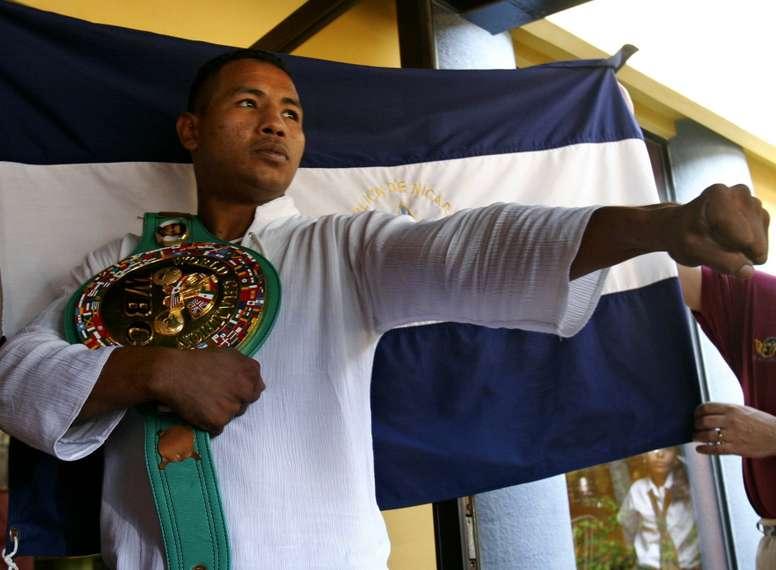 El exbicampeón mundial de boxeo, el nicaragüense Ricardo Matador Mayorga. EFE/Mario Lopez/Archivo