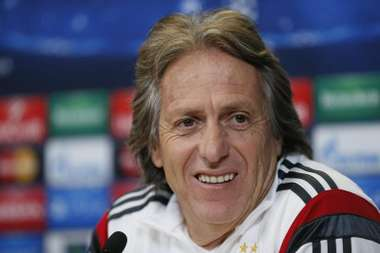 Jorge Jesus isn't a fan of modern day Barca. EFE