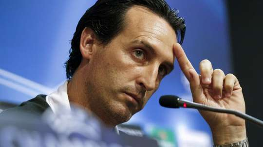 Emery's time at Villarreal will begin this Monday. EFE/Archivo
