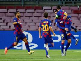Koeman will have to meet with Barca's senior players. EFE