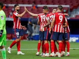 Prováveis escalações de RB Leipzig e Atlético de Madrid. EFE