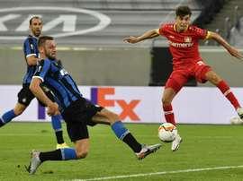 Blindar De Vrij, a prioridade da Inter após o mercado. EFE