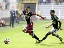 Valeri lo apuesta todo a la victoria. EFE/Archivo