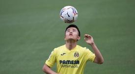 Le Real Madrid cherche une nouvelle destination pour Kubo. EFE