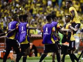 El fútbol vuelve en Ecuador el 14 de agosto. EFE