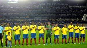 Ecuador sigue a la búsqueda de un técnico. EFE/Archivo