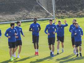 Seis positivos para COVID-19 no Athletic Bilbao. EFE