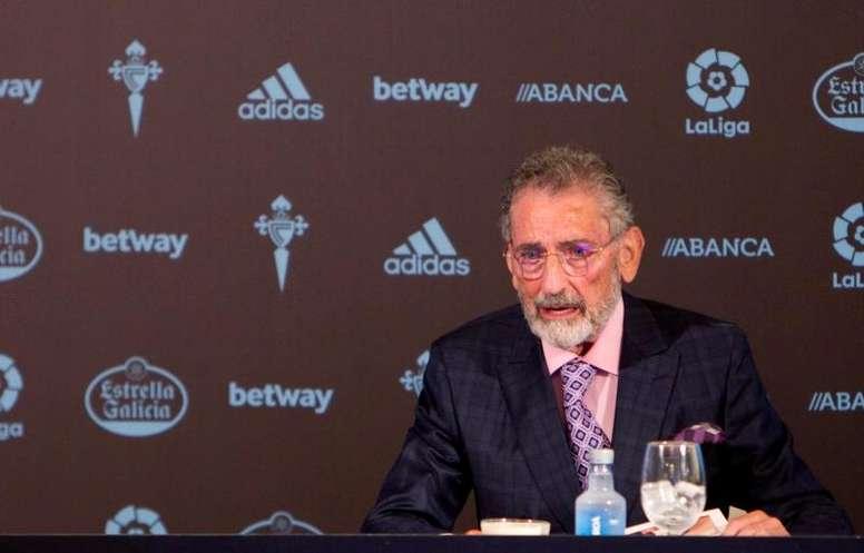 Mouriño habló sobre la situación del Deportivo. EFE