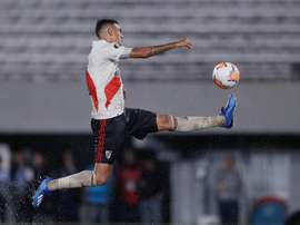 Sigue el directo del Binacional-River Plate. EFE/Juan Ignacio Roncoroni/Archivo