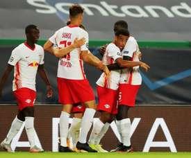 El RB Leipzig, un equipo que temer. EFE