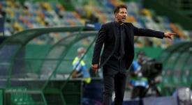 Diego Simeone has been praised by Rio Ferdinand. AFP