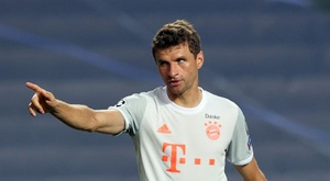 Reação de Müller causa polêmica. EFE