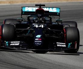 Lewis Hamilton. EFE/EPA/EMILIO MORENATTI