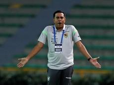 La Selección Boliviana confirmó un positivo en el grupo. EFE /Ernesto Guzmán Jr. /Archivo