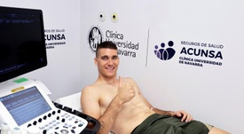 Grbic llega con ilusión al Atlético. EFE