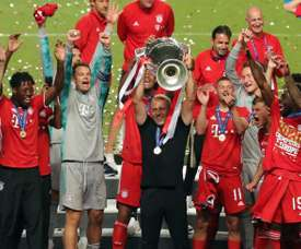 Bayern have qualified for the Club World Cup. EFE