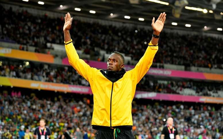 En la imagen, el jamaicano Usain Bolt, el mejor velocista de la historia. EFE/Franck Robichon/Archivo