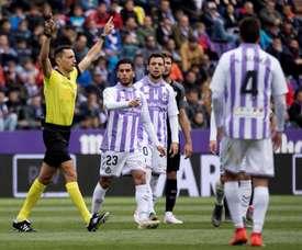 La liga announced it's referees. EFE