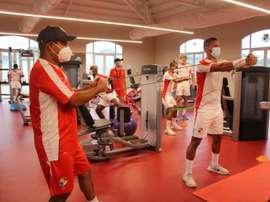 Panamá cancela el Clausura por el COVID-19. EFE