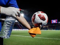 Argentina y Uruguay avalan el protoloco de la CONMEBOL. EFE