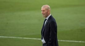 Zidane est la clé pour pour recruter Mbappé. EFE