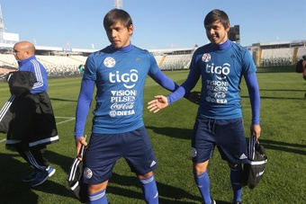 Óscar y Ángel Romero fueron ofrecidos al Barcelona. EFE