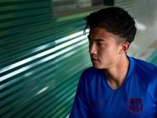 El joven nipón dio positivo en COVID-19. EFE