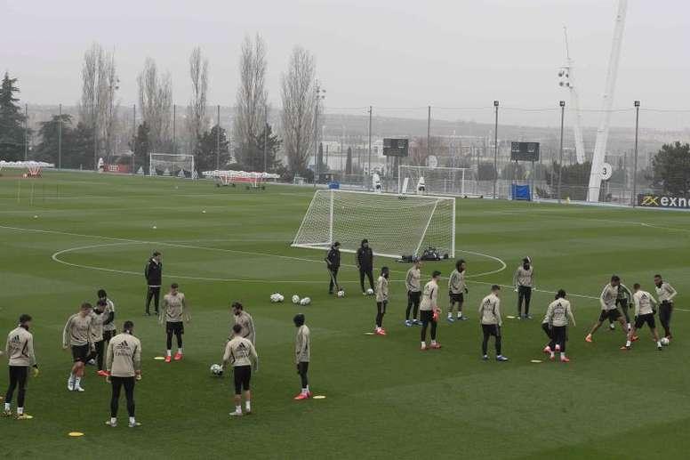 El Madrid seguirá jugando en este estadio. EFE/Fernando Alvarado