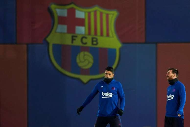Suarez passera son test de langue jeudi pour obtenir la nationalité italienne. EFE