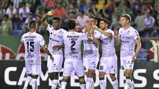 Mazatlán y Santos Lagunas igualaron a cero. EFE
