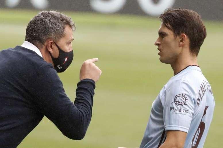 Óscar mete al Atlético entre los cinco mejores de Europa. EFE/Archivo