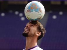 Luis Pérez se estrena en la máxima categoría. EFE