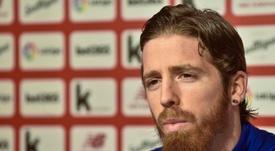 Muniain lamentó la nueva derrota del Athletic. EFE/Miguel Toña