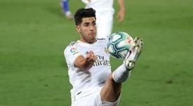 Asensio ha sido titular en tres de los últimos cinco partidos del Real Madrid. EFE
