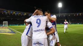 Tigre regresó a los entrenamientos tras el aislamiento. EFE/Nicolás Aguilera/Archivo