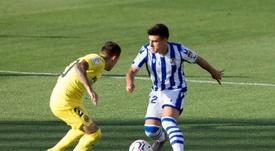 El Villarreal saca partido de las bajas de la Real. EFE