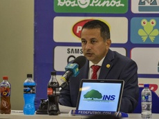 Costa Rica, encantada de tener a Catar como invitado en la Copa Oro. EFE/Alexander Otárola/Archivo