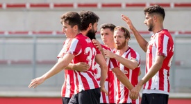 Oviedo y Athletic empataron en el Tartiere. EFE/ATHLETIC CLUB