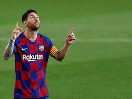 Messi believes in Ronald Koeman's project. EFE